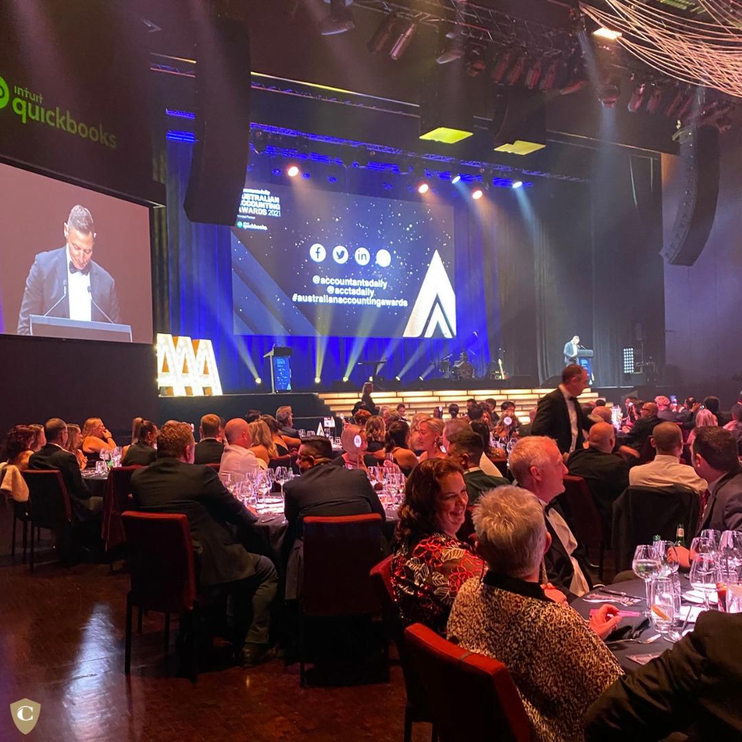 Australian Accounting Award (3)
