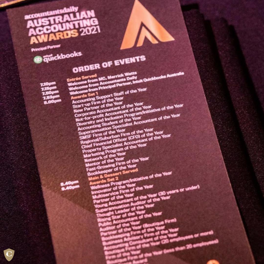 Australian Accounting Awards (2)